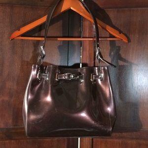 Beijing Patent Leather Purse